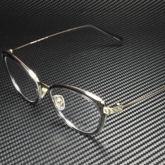 Versace Pale Gold 53mm Eyeglasses